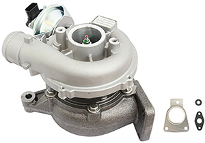 Turbo charger i gruppen Motordelar / Turbos & packningar hos  Professional Parts Sweden AB (23431118)